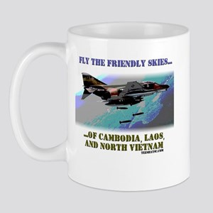 Fly The Friendly Skies... Mug