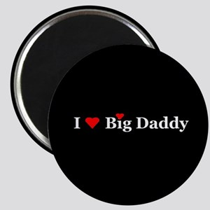 I Heart Big Daddy Magnets