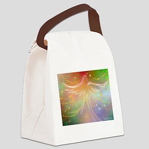 Spirit Angel Canvas Lunch Bag