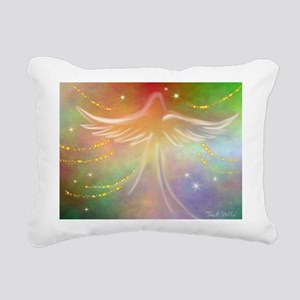 Spirit Angel Rectangular Canvas Pillow