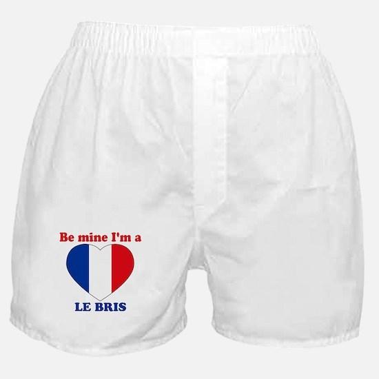 Le Bris, Valentine's Day Boxer Shorts
