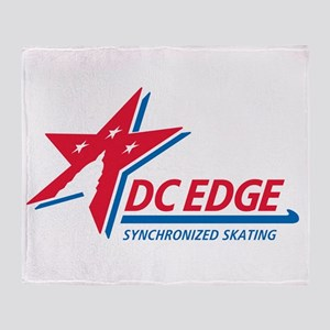 Dc Edge Star Throw Blanket