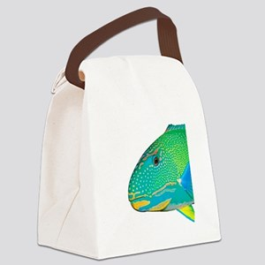THE INQUISITIVE Canvas Lunch Bag