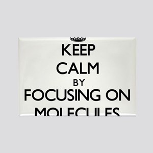 Keep Calm by focusing on Molecules Magnets