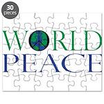 World Peace Full Whiteshirt Puzzle