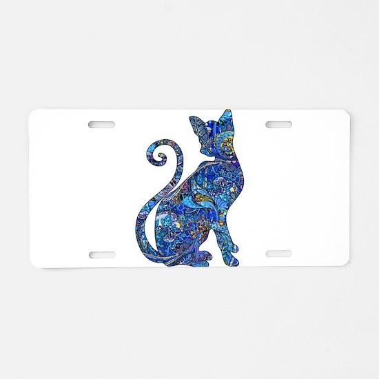 Cute Animal pattern Aluminum License Plate