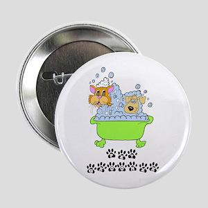 Pet Groomer Button