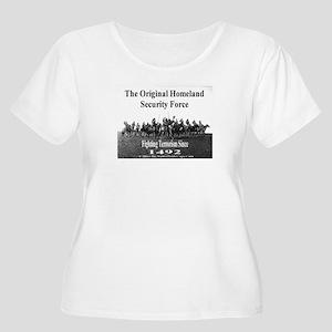 HOMELAND Plus Size T-Shirt