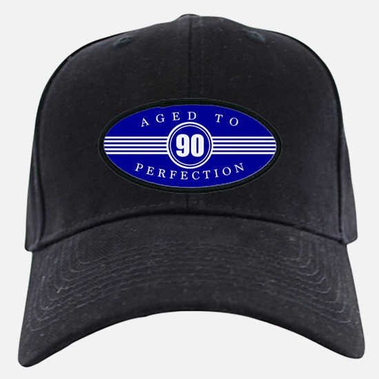 90th Aged To Perfection Baseball Hat