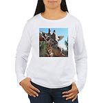 Giraffe (T) Long Sleeve T-Shirt