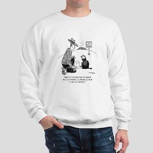 Beaver Cartoon 1640 Sweatshirt