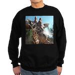 Giraffe (T) Sweatshirt