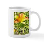 Orange & Yellow Flower Mugs