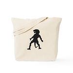 Trex Man Tote Bag