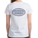 Sprinters Get Out Women's T-Shirt
