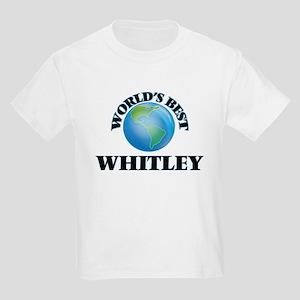 World's Best Whitley T-Shirt
