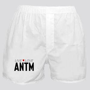 Live Love ANTM Boxer Shorts