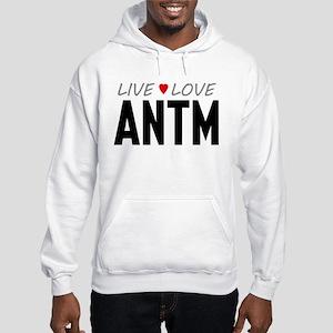 Live Love ANTM Hooded Sweatshirt