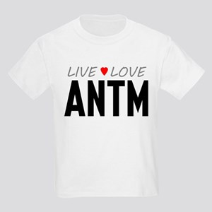 Live Love ANTM Kids Light T-Shirt