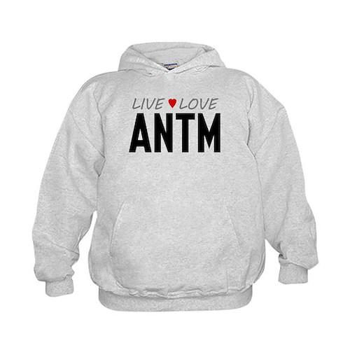 Live Love ANTM Kid's Hoodie