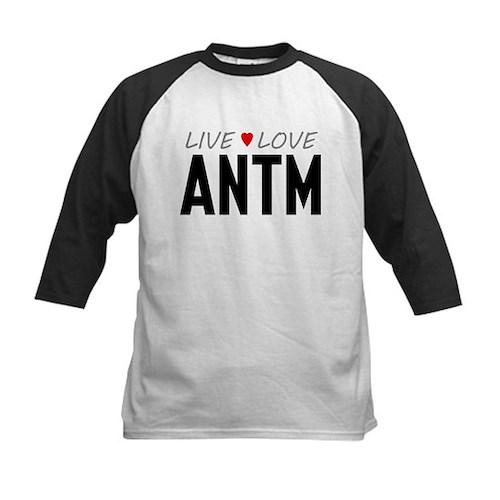 Live Love ANTM Kids Baseball Jersey