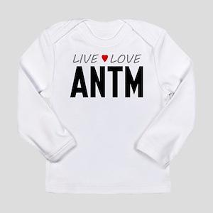 Live Love ANTM Long Sleeve Infant T-Shirt