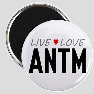 Live Love ANTM Magnet