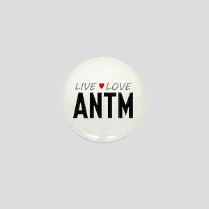 Live Love ANTM Mini Button