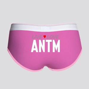 Live Love ANTM Women's Boy Brief
