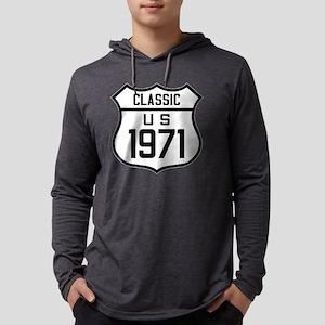 Classic US 1971 Long Sleeve T-Shirt