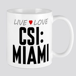Live Love CSI: Miami Mug