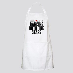 Live Love Dancing With the Stars Apron