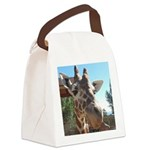 Giraffe (T) Canvas Lunch Bag