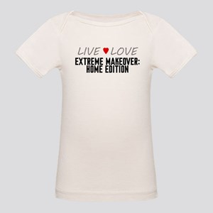 Live Love Extreme Makeover: Home Edition Organic B