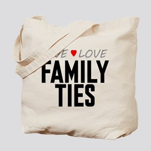 Live Love Family Ties Tote Bag