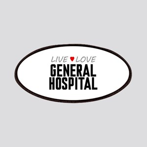 Live Love General Hospital Patches