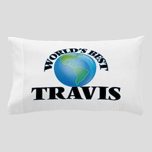 World's Best Travis Pillow Case