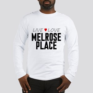 Live Love Melrose Place Long Sleeve T-Shirt