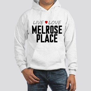 Live Love Melrose Place Hooded Sweatshirt