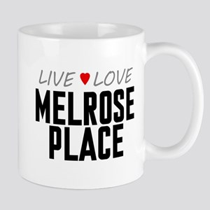 Live Love Melrose Place Mug