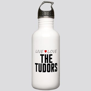 Live Love The Tudors Stainless Water Bottle 1.0L