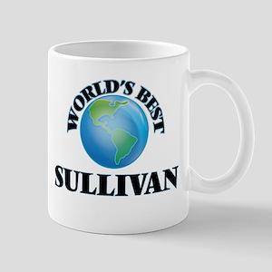 World's Best Sullivan Mugs