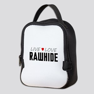 Live Love Rawhide Neoprene Lunch Bag