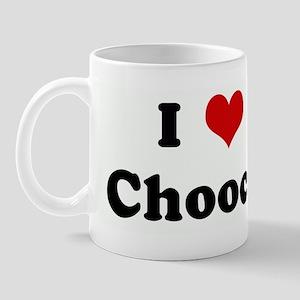 I Love Chooch Mug