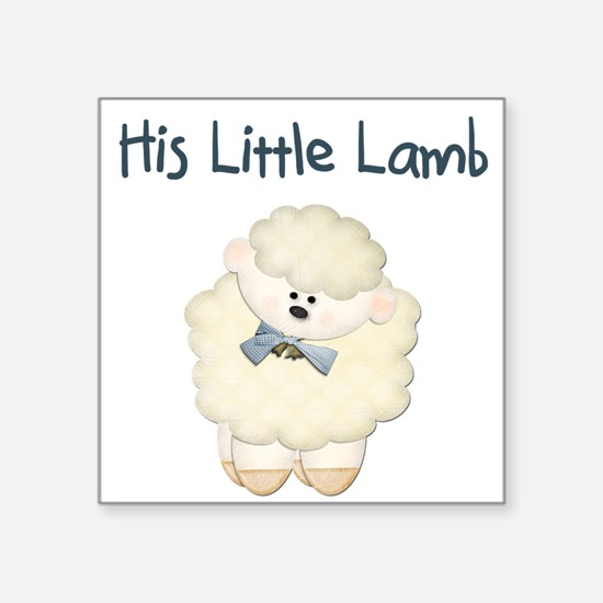 Lamb Sticker