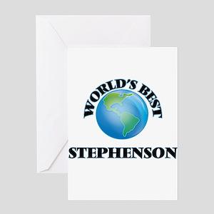World's Best Stephenson Greeting Cards