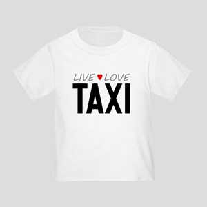 Live Love Taxi Infant/Toddler T-Shirt