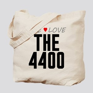 Live Love The 4400 Tote Bag
