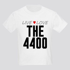 Live Love The 4400 Kids Light T-Shirt