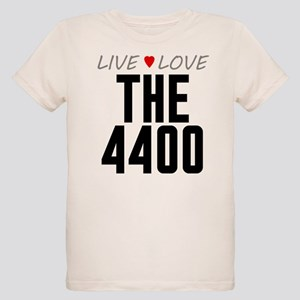 Live Love The 4400 Organic Kid's T-Shirt
